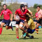 Chile derrotó a Brasil en su segundo partido por el Sudamericano Juvenil de Rugby