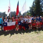 Chile se tituló campeón del Sudamericano Junior y Sub 23 de Remo