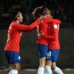 Chile empata con Colombia en la tercera jornada de la Copa América Femenina