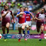 Chile derrota a Georgia y avanza a cuartos de final en la qualy al World Rugby Sevens Series
