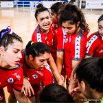 Chile se impone a Uruguay y suma su segundo triunfo en el Panamericano Juvenil Femenino de Handball