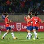 Chile empata con Paraguay en la primera jornada de la Copa América Femenina 2018