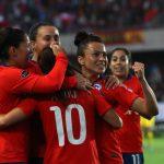 Chile golea a Perú y clasifica a la ronda final de la Copa América Femenina