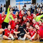 Chile derrota a Argentina y se queda con la medalla de plata del Panamericano Juvenil Femenino de Handball