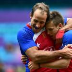 """Los """"Cóndores 7"""" se instalan en las semifinales de la qualy al World Rugby Sevens Series"""