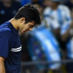 Chile cae ante Argentina en una disputada serie de Copa Davis
