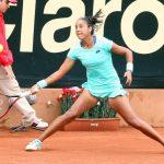 Daniela Seguel logra el mejor triunfo de su carrera y se instala en cuartos de final del WTA de Bogotá