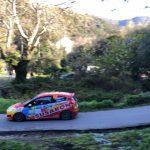 Emilio Fernández y Joaquín Riquelme lograron el décimo lugar en la segunda fecha del Campeonato Mundial Junior de Rally