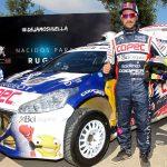 """""""Chaleco"""" López se apresta para su debut en la categoría R5 del RallyMobil"""