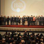 Equitación chilena premió a los mejores de la temporada 2017 en la Gala Ecuestre