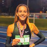 "Isidora Jiménez ganó la medalla de oro en los 100 metros planos del Grand Prix ""Ximena Restrepo"""