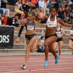 San Carlos de Apoquindo recibió una nueva fecha del Grand Prix Sudamericano de Atletismo