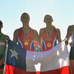 Remo nacional asegura dos embarcaciones en los Juegos Olímpicos de la Juventud