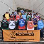 Presidentes de clubes y dirigentes afinan detalles de cara al inicio de la Liga Saesa 2018