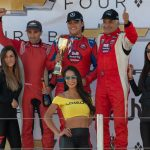 Lucas y Giuseppe Bacigalupo dominaron la tercera fecha de la Fórmula 3
