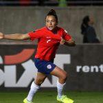 María José Rojas es la nueva jugadora del equipo checo Slavia Praga