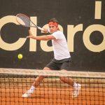 Michel Vernier cayó en la primera ronda del Futuro 18 de Italia
