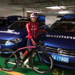 Paola Muñoz marcha en el puesto 50 de la tabla general tras segundo día del Tour of Chongming Island