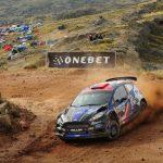 Pedro Heller logró el tercer lugar de la categoría WRC 2 en la fecha argentina del Campeonato Mundial de Rally