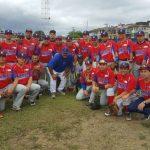 Chile logró un contundente triunfo ante Bolivia en el Sudamericano Adulto de Béisbol