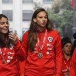 """Christiane Endler: """"Ojalá surja el apoyo para el fútbol femenino como debe ser"""""""