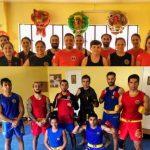 Se entregó la nómina que representará a Chile en el Sudamericano de Kungfu y Sanda