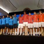 Nicolás Jarry y Nicolás Kicker abrirán la serie de Copa Davis entre Chile y Argentina