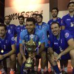 Stadio Italiano fue el gran ganador de la Liga A3 de Volleyball 2018