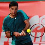 Tomás Barrios avanzó a la segunda ronda de la qualy del Challenger de Blois