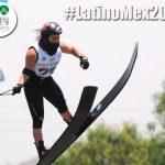 Delegación nacional suma nuevas finales en el Campeonato Latinoamericano de Esquí Náutico