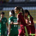 Venezuela y Argentina triunfaron en el sexto día de la Copa América Femenina Chile 2018