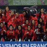 La Roja Femenina clasifica al Mundial de Francia 2019