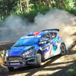 Pedro Heller ganó la primera jornada del Gran Premio de Concepción del RallyMobil