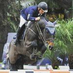 Agustín Covarrubias obtuvo dos primeros lugares en evento español de salto ecuestre