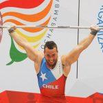Arley Méndez deberá cambiar de categoría en las pesas con miras a los Juegos Olímpicos de Tokio