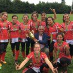 Valparaíso se quedó con el título de la primera fecha del Nacional de Asociaciones de Rugby Femenino