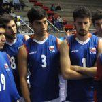 Chile cayó ajustadamente ante Argentina en la Copa Murano de Volleyball
