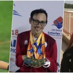 Amanda Cerna, Alberto Abarza y Francisca Mardones consiguieron destacadas marcas en el Circuito Loterías Caixa