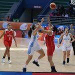 Chile cayó en su debut por el básquetbol femenino de los Juegos Sudamericanos