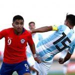 La Roja Sub 20 Masculina empató con Argentina en el fútbol de los Juegos Sudamericanos