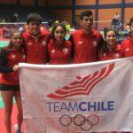 Chile gana tres medallas de bronce en el bádminton de los Juegos Sudamericanos