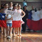Chile tuvo una exitosa participación en el segundo Bolivia Open de Baile Deportivo