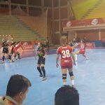 """Las """"Lobas"""" derrotaron a Bolivia en la primera jornada del handball en Cochabamba"""