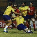"""Los """"Cóndores"""" cayeron ante Brasil en la primera fecha del Sudamericano de Rugby"""