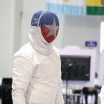 Chile obtuvo dos cuartos lugares en una nueva jornada de la esgrima en Cochabamba