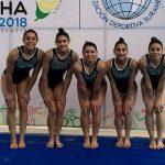 Este miércoles se cerró la participación chilena en la gimnasia artística de los Juegos Sudamericanos