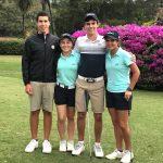 Golfistas nacionales mejoran su actuación en segundo día del Abierto Juvenil de Paraguay