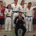 Chile logra tres medallas de oro y dos de plata en la Copa Panamericana Cadete y Junior de Judo