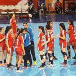 """Las """"Lobas"""" cayeron ante Brasil y jugarán por la medalla de bronce del handball en Cochabamba"""