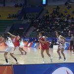 Chile cayó ante Paraguay en el básquetbol femenino de los Juegos Sudamericanos